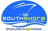 South Shore Marine Diesel Logo
