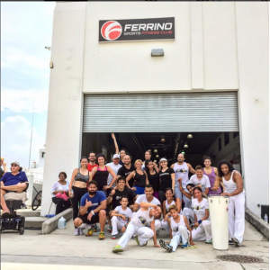 RiverDay Bootcamp at Ferrino Sports